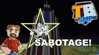 SABOTAGE! - Truly Bedrock SMP Season 2! - Episode 9