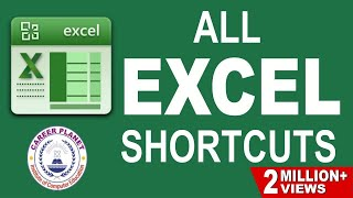 ms excel shortcut keys part 1 in hindi
