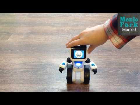 Menlo Park Madrid: Taller de robótica