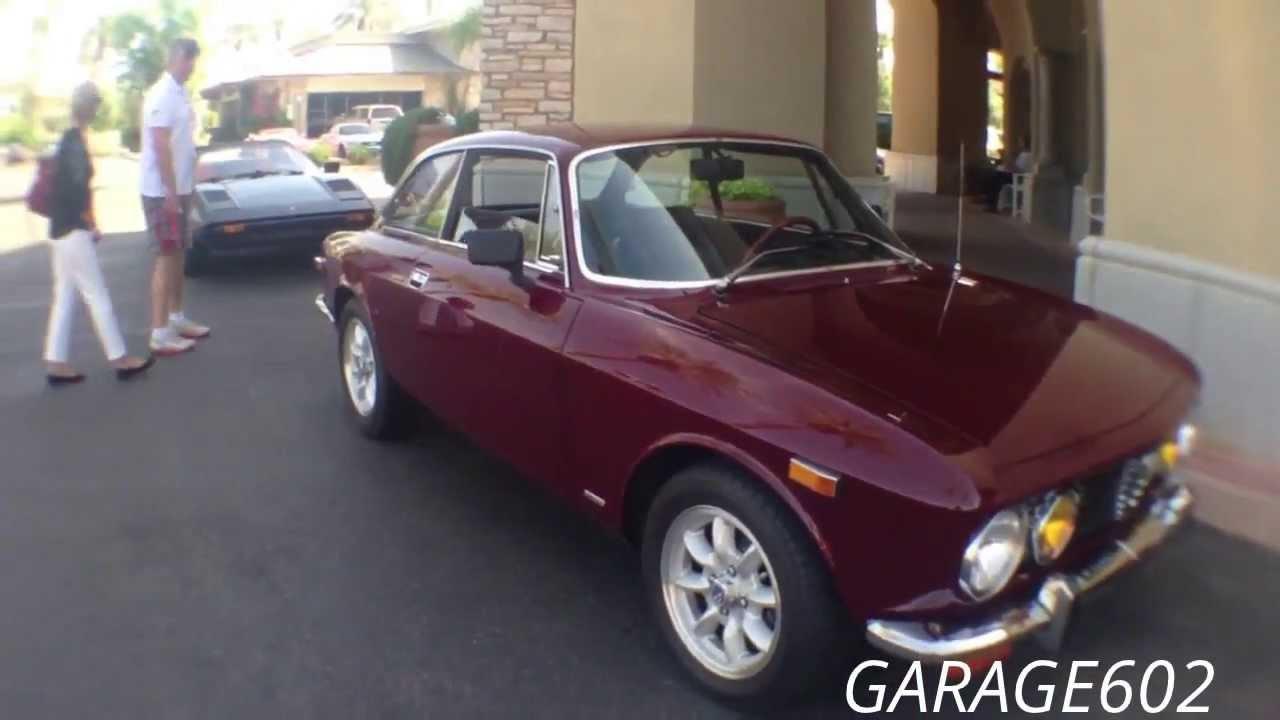 1972 Alfa Romeo 2000 GTV Coupé at Cars and Coffee ...