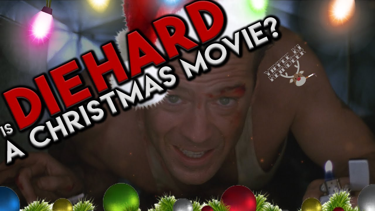 Is DIE HARD Actually a Holiday Movie? 🤔🎄 A Therapist Settles the Debate |  PSYCH CINEMA
