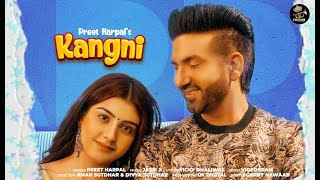 Kangni | Preet Harpal | New Punjabi Songs 2020/2021 | Latest Punjabi Songs | Crown Records