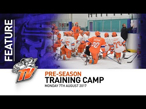 Sheffield Steelers - Training Camp - August 2017