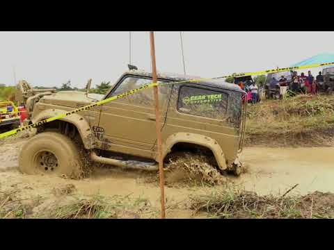 MudOutlaws Shootout 2017 - Offroad competition Trinidad &Tobago - 4x4 Mud pits