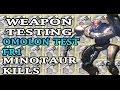 Omolon Test FR1 | Minotaur Kills | Field Test Weapons | Destiny | TTK