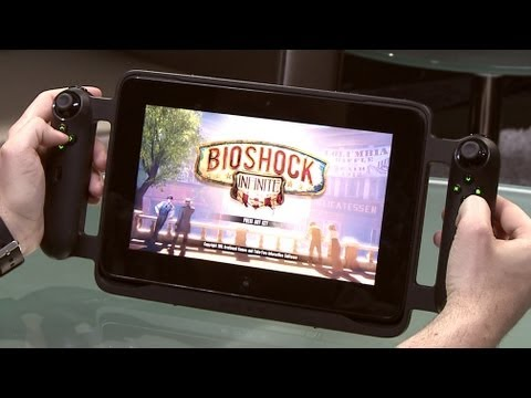 IGN Reviews - Razer Edge Gaming Tablet Review