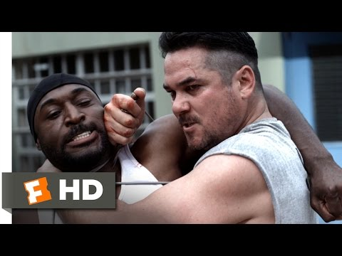Vendetta (2015) - Rooftop Fight Scene  (7/10) | Movieclips