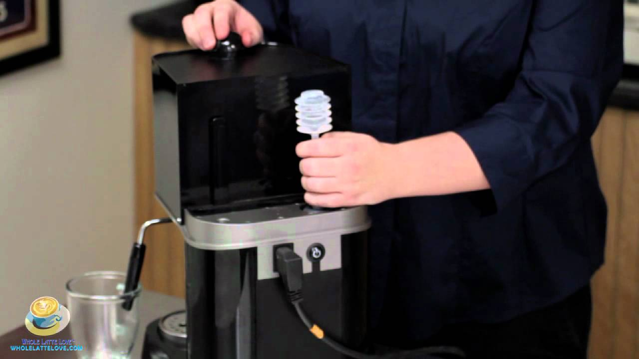 How To Prime The Boiler On Your Espresso Machine Whole Latte Love