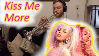 Kiss Me More - Doja Cat ft. SZA (Trumpet Cover)