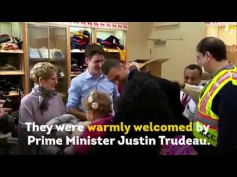for 25000 People's ..in Canada also PM given -life....citizen ship