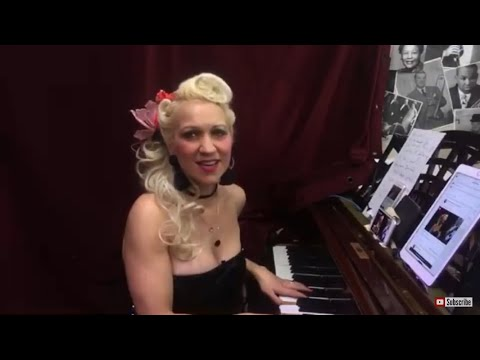 Piano chat with Gunhild Carling Jazz for Lovers  ep. 4
