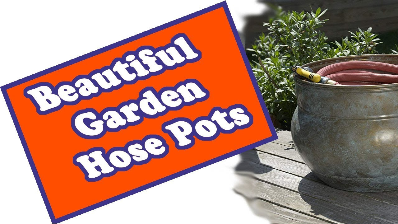 The Most Beautiful Garden Hose Pot With Lid Quick Review Of 8 Best Storage Pots