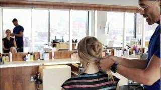 How to Achieve a Braided Runway Hairstyle | Bumble and bumble.