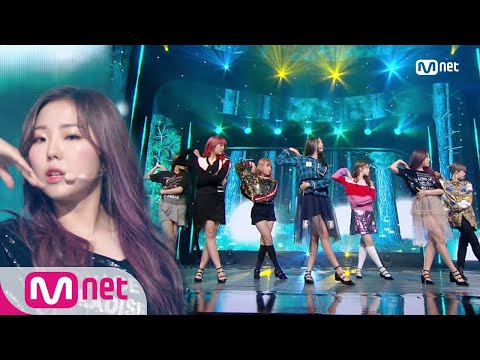 [GWSN - Melting Point] Debut Stage | M COUNTDOWN 180906 EP.586