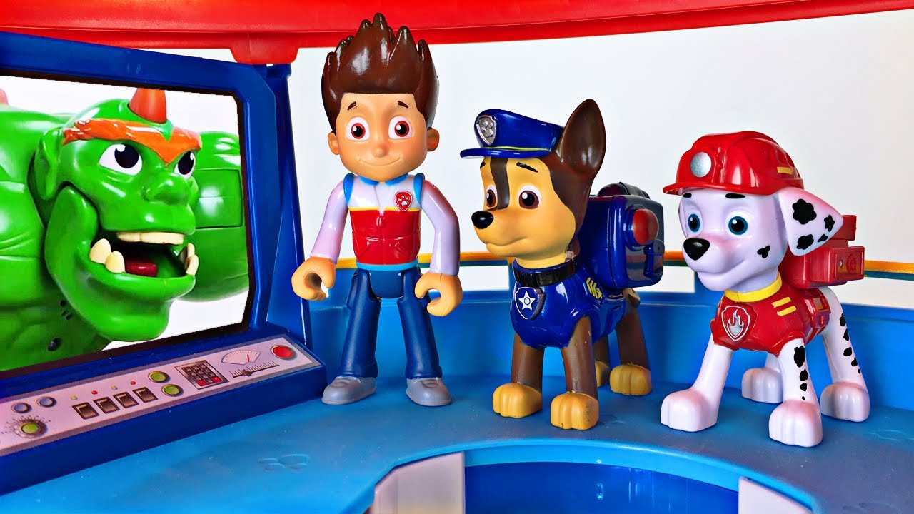 Best Learning Video For Kids Learn Colors With Paw Patrol