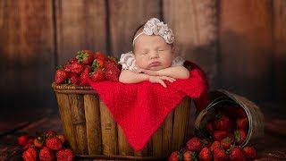 THE CUTEST NEWBORN PHOTOSHOOT