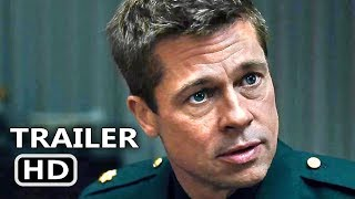 AD ASTRA Official Trailer (2019) Brad Pitt, Sci-Fi Movie HD