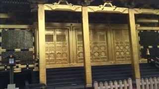 東照宮というと日光東照宮が有名だと思っていましたが、東京上野にも東...