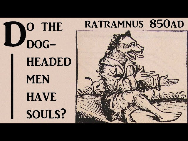 Do the Dog-Headed Men Have Souls? // Letter from 9th Century Monk // Primary Source