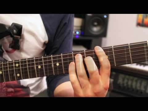 The REAL way to play Damage, Inc  Metallica on guitar! Weekend Wankshop lesson 135