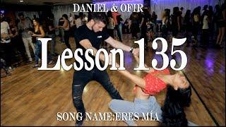 Daniel and Ofir Bachata Master Lesson 135
