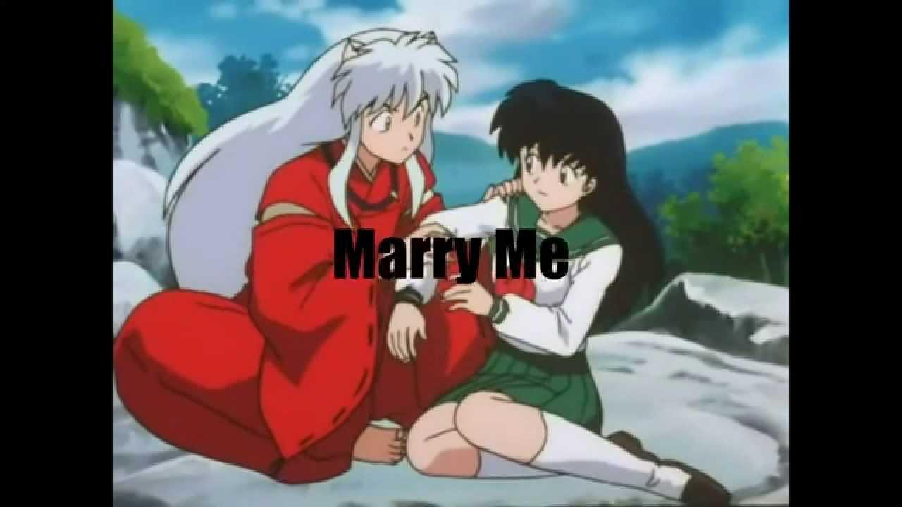 Does inuyasha marry kagome