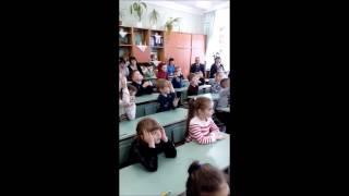 Свято - зустріч майбутніх першокласників у ЗОШ 39 м.  Чернівців