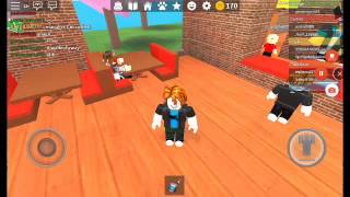 ROBLOX: Work ata a pizza place #2: Different types of work!