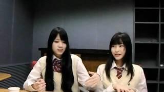 2011.04.11 高田志織 向田茉夏.