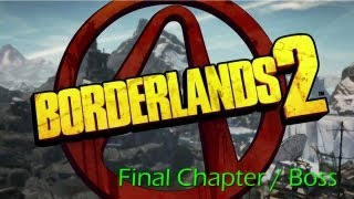 Borderlands 2: ENDING! Final Boss (Gameplay/CoOp) XBOX