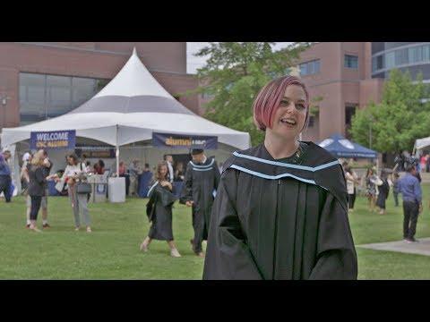 UBC Okanagan grads: advice to my first-year self