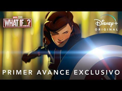 What If...? | Marvel Studios | Avance Exclusivo Subtitulado | Disney+ las series de disney plus 2021