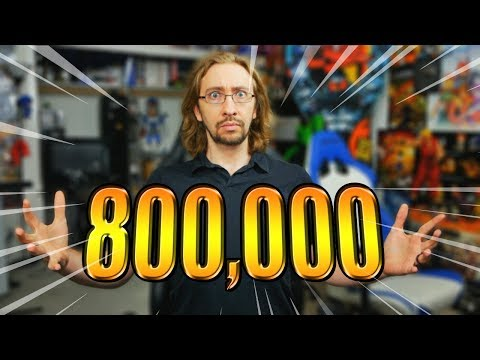 800,000 SUBSCRIBERS - Channel Update, Health & My Eternal Thanks