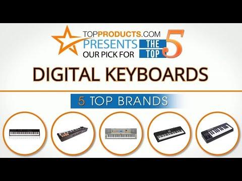 Best Digital Keyboard Reviews 2017 – How to Choose the Best Digital Keyboard