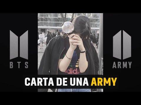 La última CARTA de una ARMY para el MUNDO | BTS Tonight Show Jimmy Fallon 'ON' Official MV