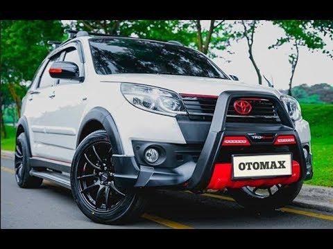 Ganti Velg Mobil Toyota Rush Dengan Velg Lenso Project D Specs E Ring 18 Youtube