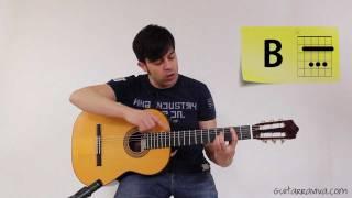 Como tocar Ai Se Eu Te Pego en Guitarra Acordes Michel Telo Chords ai si te pego chords guitar