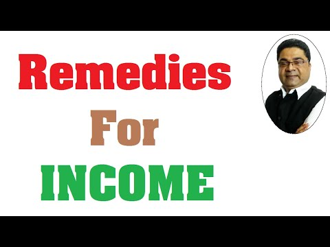 LAL KITAB - Remedies for Income (1952)