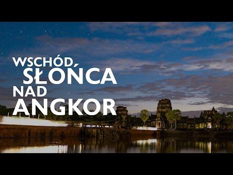 25 godzin w Angkor Wat
