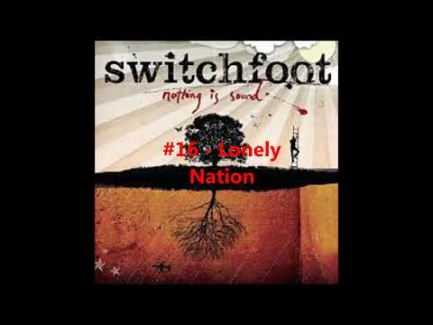 25 Best Switchfoot Songs (In My Opinion)
