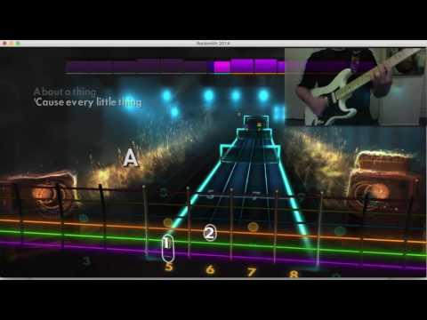 Rocksmith 2014 Bob Marley -Three Little Birds - Rhythm beginner song