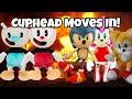 Sonic Plush Mayhem: Cuphead Moves In!