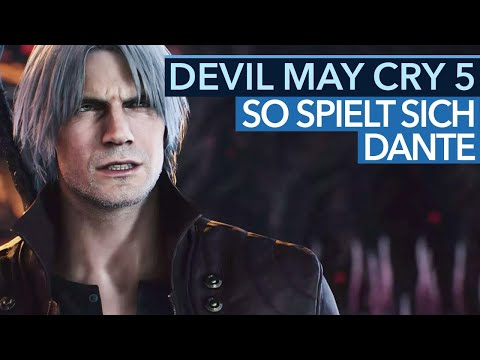 Devil May Cry 5 - Gameplay-Vorschau: So spielt sich der neue Dante thumbnail