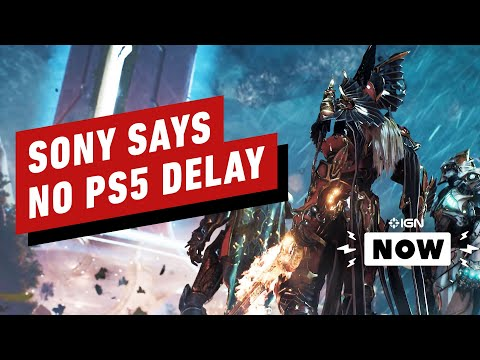 PS5: No Delay Because Of COVID-19, Says Sony - IGN Now