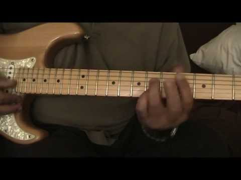 Blues Guitar Passing Chords Lesson Youtube