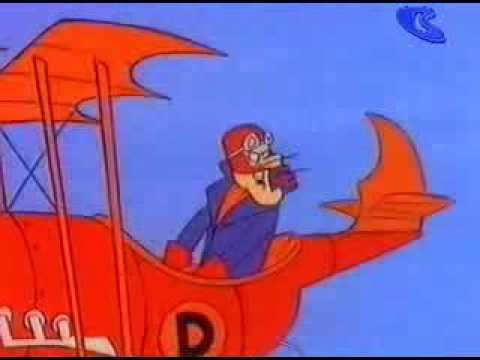 Dastardly & Muttley  Squadrone avvoltoi  Ep 3 ITA  2 2