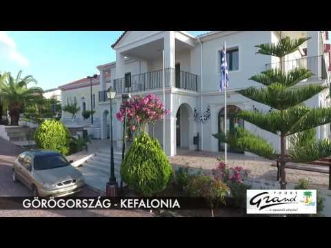 Görögország - Kefalónia - Skala drón videó letöltés