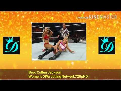 WWE Night Of Champions 2015 Charlotte vs Nikki Bella Divas Championship Match