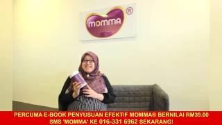 Testimonial  MOMMA® Pregolact® Ibu Hamil (Puan Adilah)