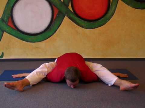 Tortoise - Kurmasana Yoga Asana